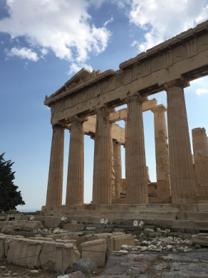 The iconic Parthenon, GR